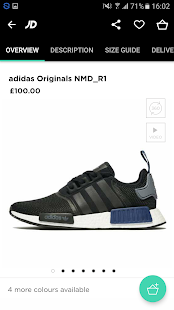 JD Sports- screenshot thumbnail