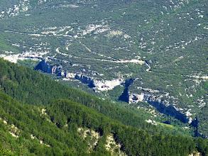 Photo: les gorges du Toulourenc