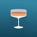 coupe - cocktail recipes icon