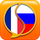 Russian French Dictionary Free icon