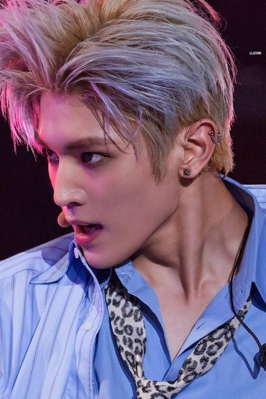 12 Photos To Prove NCT's Taeyong Is Running Out of Colors ...