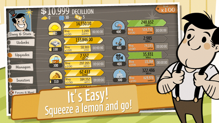 AdVenture Capitalist- screenshot