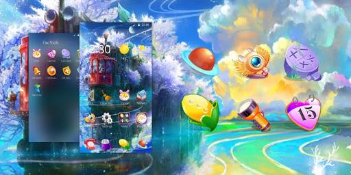 爱丽丝梦游仙境乐园主题