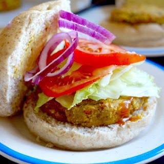 Vegan Masala Burgers