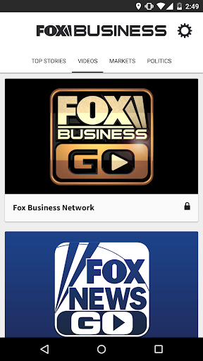 FOX Business screenshot 5