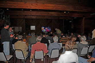 Photo: Superbowl 2009, Alta Peruvian Lodge