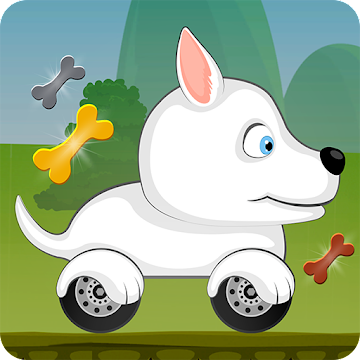 Car Racing game for Kids - Beepzz Dogs 🐕