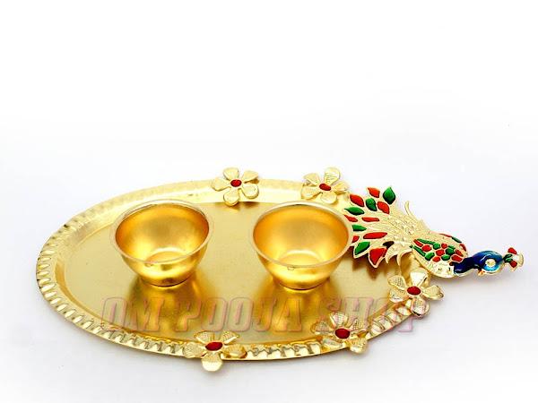 OM POOJA SHOP, Puja Samagri Store, God Idols, Shringar Set