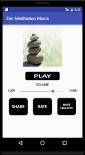 Zen Meditation Music - náhled