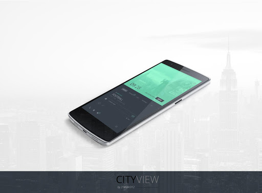 City View Theme for Zooper