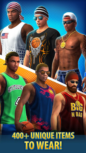 Basketball Stars apkmind screenshots 5