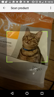 Open Pet Food Facts- screenshot thumbnail