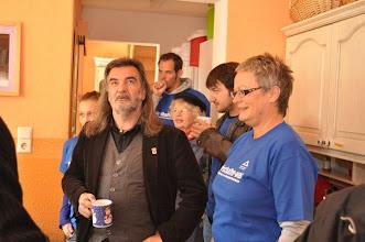 """Photo: Freiwilligen-Tag """"Wir schaffen was"""" im LB"""