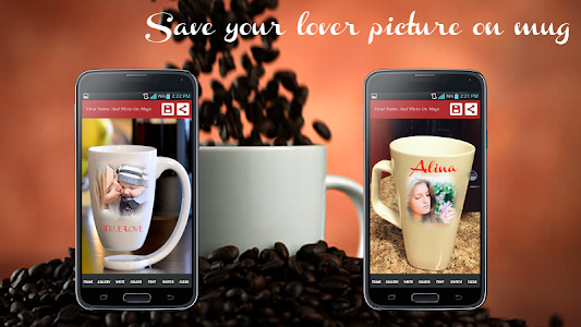 Viral Name & Image On Mug screenshot 7
