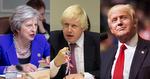 【訪英開火】特朗普斥文翠珊「軟脫歐」損美英貿易 讚約翰遜可成好首相