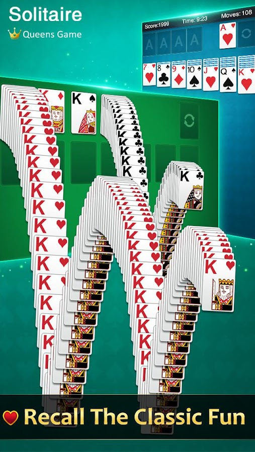 Classic Solitaire- screenshot