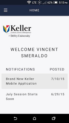 Keller Graduate School