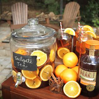 Orange and Cinnamon Gold Peak Unsweet Tea Recipe