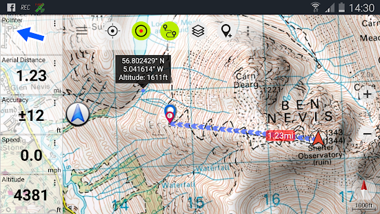 Great Britain Topo Maps Android Apps On Google Play - Contour maps online uk