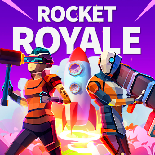 Rocket Royale(Mod Money) 1.8.7mod