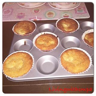 Free From Banana Cupcakes Recipe