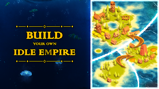 Idle Islands Empire: Village Building Tycoon apkslow screenshots 9