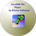 Karaoke file Player Full icon