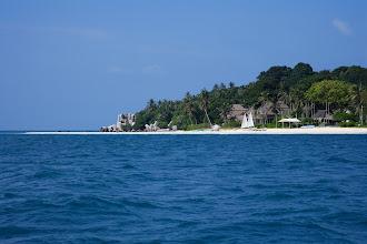 Photo: Nikoi Island NW beach and sandspit