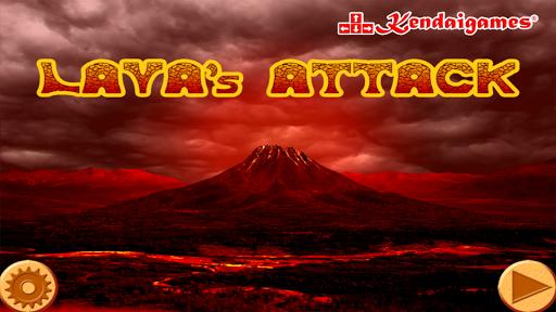 Lava's Attack