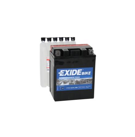 Tudor Exide i 12Ah AGM YTX14AHL-BS
