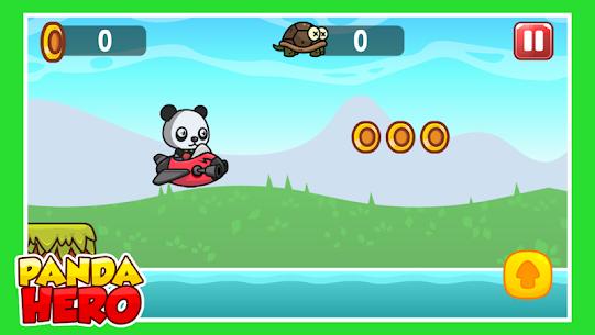 Panda Hero : Jump and Shooter Game 3
