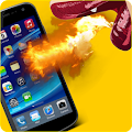 Fire Screen Prank 2.0 icon