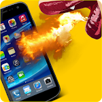 Fire Screen Prank 2.0 Apk