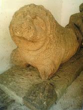 Photo: Fig. 23. Leone B da Faleri, peperino. Roma, Museo di Villa Giulia.