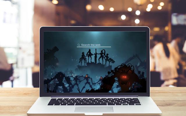 Dark Sword HD Wallpapers Game Theme