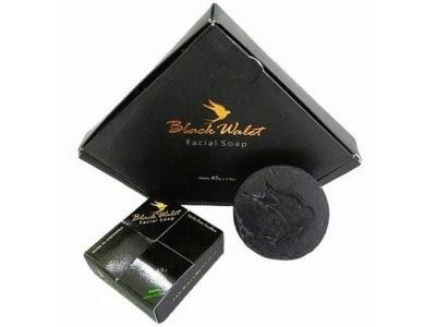 sabun bulat NEW BLACK WALET hitam asli original atasi jerawat flek keriput pori besar melembutkan