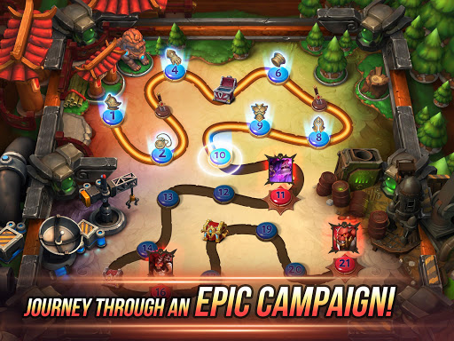 Dungeon Hunter Champions: Epic Online Action RPG 1.8.17 screenshots 11