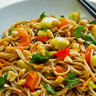 Soba Noodle Salad Low Fat Recipes