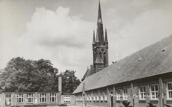 Photo: 1960 De voormalige Mariaschool aan de Doelen