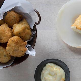 BuñUelos De Bacalao (Salt Cod Fritters) Recipe
