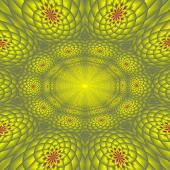 Magic Lotus Music Visualizer