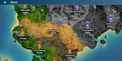 Idle Legend- 3D Auto Battle RPG apkmr screenshots 4
