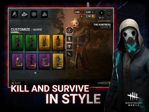 Dead by Daylight Mobile 3.7.3019 screenshots 14