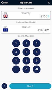 FAIRFX Mobile Banking - náhled