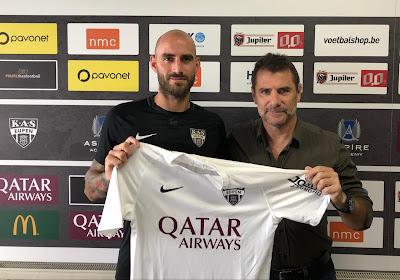 Officiel : Jonathan Héris signe à Eupen