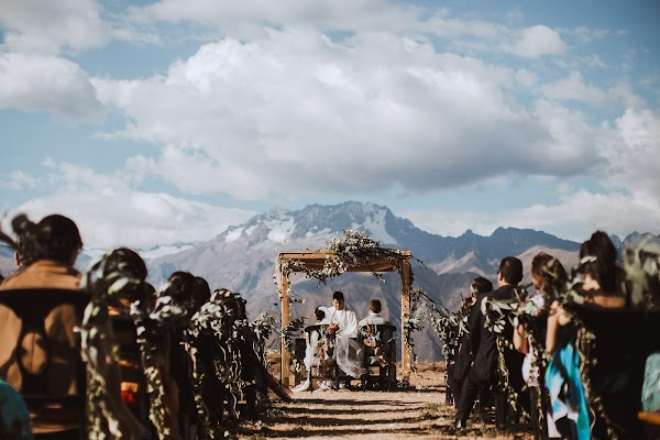 Wedding photographer Hans Rivadeneira (hansandroxes). Photo of 06.11.2017