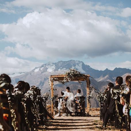 Fotógrafo de bodas Hans Rivadeneira (hansandroxes). Foto del 06.11.2017