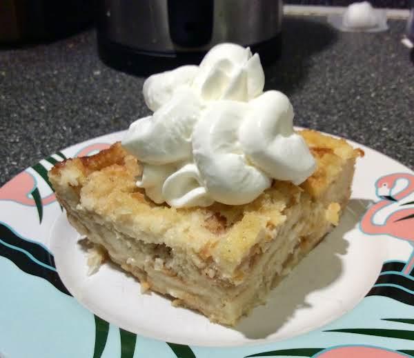 Tropical Bread Pudding Recipe