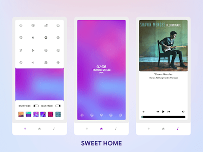 Only Boxes For KLWP Apk 2.2012.JULY.20 [Patched] 6