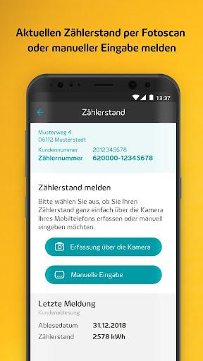 Meine enviaM-App: Strom & mehr  screenshots 3